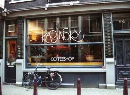 Kadinsky Amsterdam Coffeeshop Directory